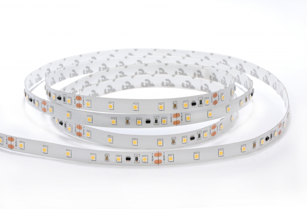 Tira LED IC blanco frío SMD2835 IP62