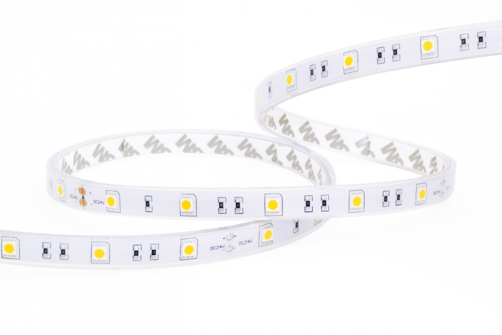 Tira LED SMD5050 impermeable IP68